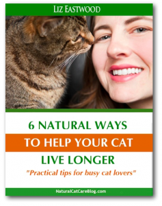 6 Ways flat cover 237x300 FREE Gift: 6 Natural Ways to Help Your Cat Live Longer