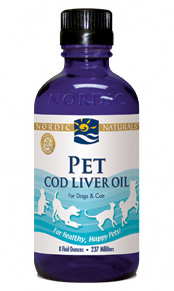 petcodliveroil QUICK GIVEAWAY: Nordic Naturals fish oil for your cats health (<em>P.S. Research associates omega 3s with cat longevity)</em>