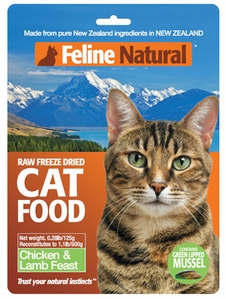 Best natural cat foods list newcomers!