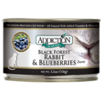 ADDICTION 150x150 Todays best cat foods  reviews of canned and raw options