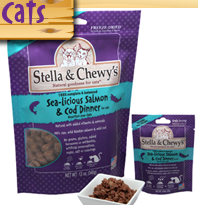 STELLA CHEWY Todays best cat foods  reviews of canned and raw options