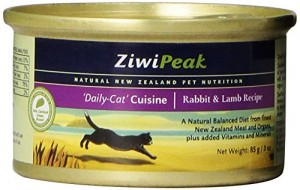 Carbohydrate Content Of Canned Cat Food